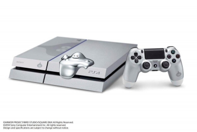 『PlayStation®4 Dragon Quest Metal Slime Edition』即將正式於2014年12月11日(四)上市!