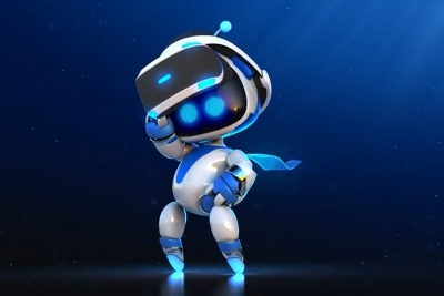 《ASTRO BOT:RESCUE MISSION》正式發表