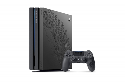 PlayStation®4 Pro The Last of Us™ Part II Limited Edition  於6月19日推出  同時推出限定版DUALSHOCK®4無線控制器及無線耳機組